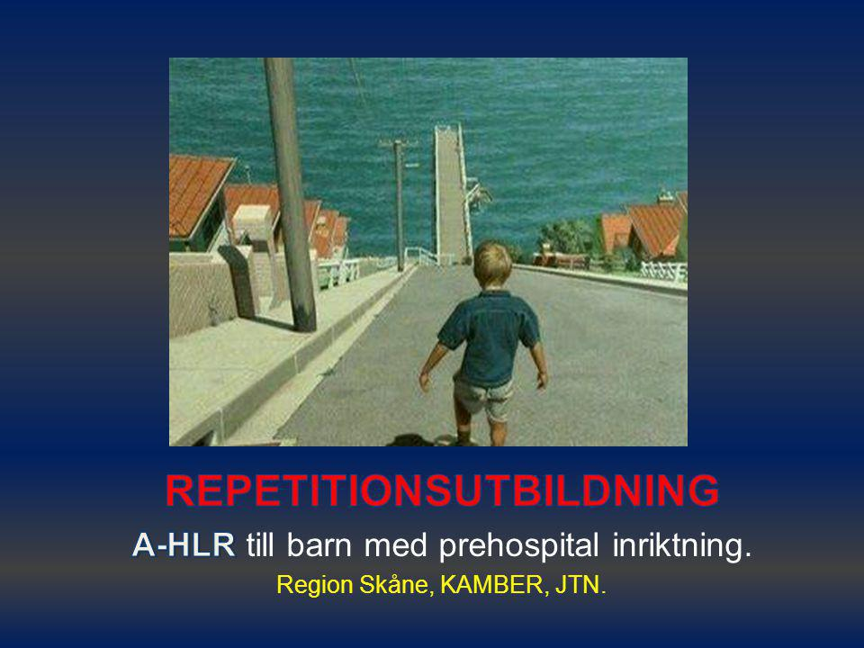 REPETITIONSUTBILDNING