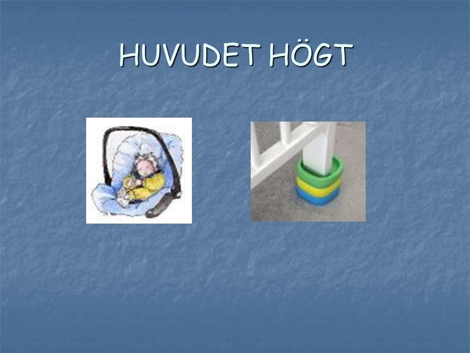 HUVUDET HÖGT