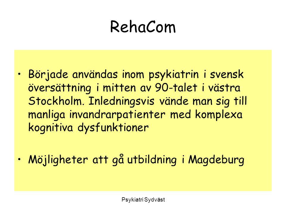 RehaCom