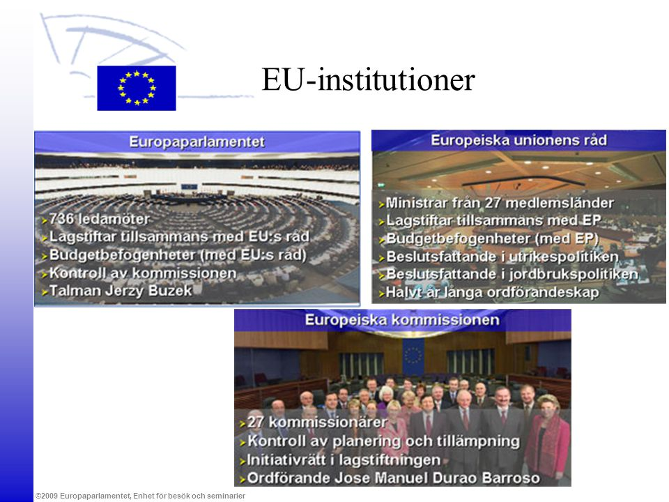EU-institutioner