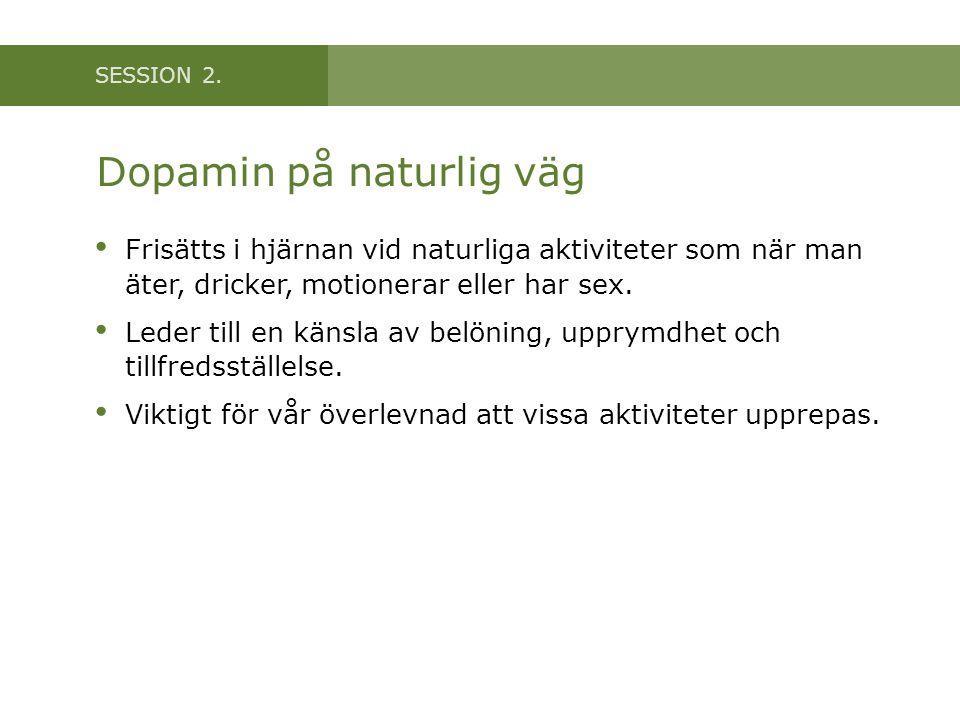 Dopamin på naturlig väg