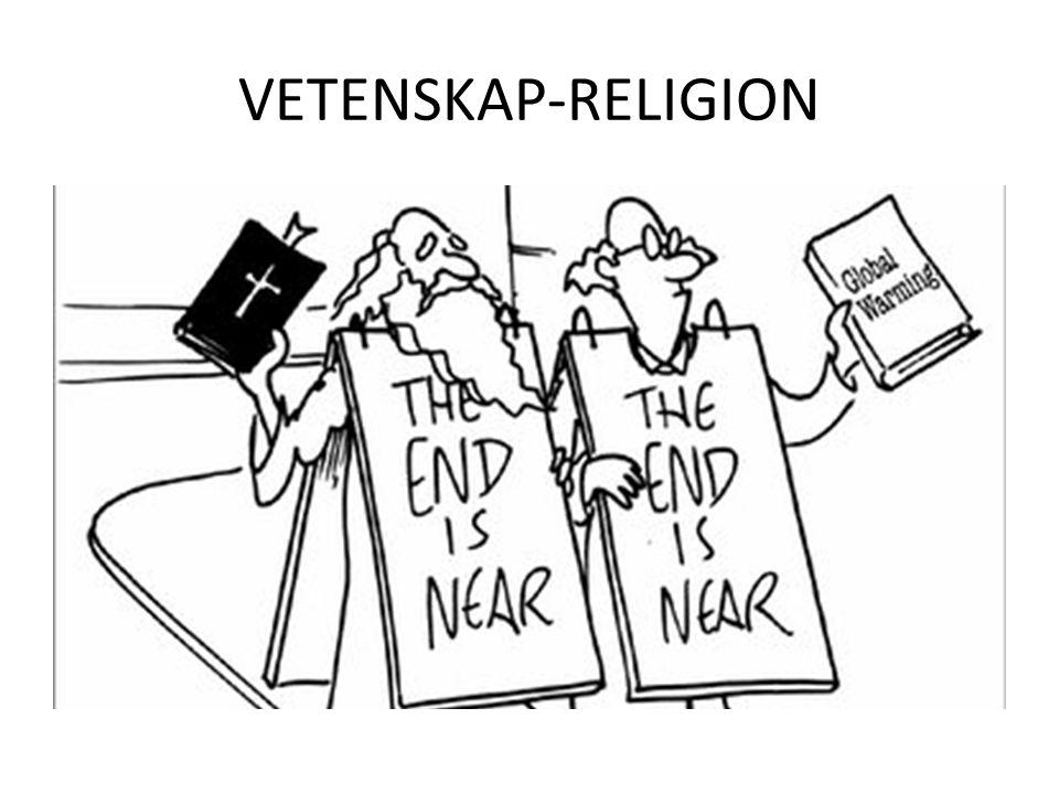 VETENSKAP-RELIGION