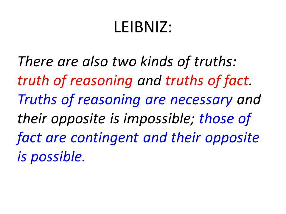 LEIBNIZ:
