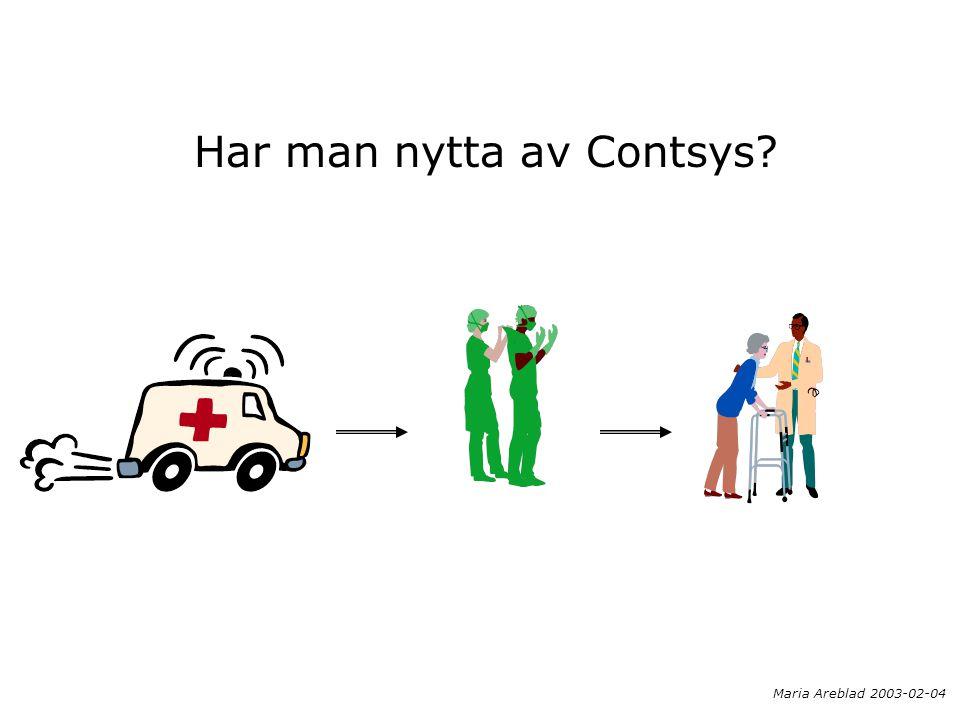 Har man nytta av Contsys
