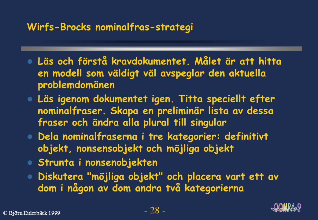 Wirfs-Brocks nominalfras-strategi