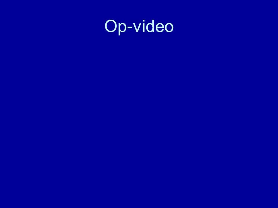 Op-video