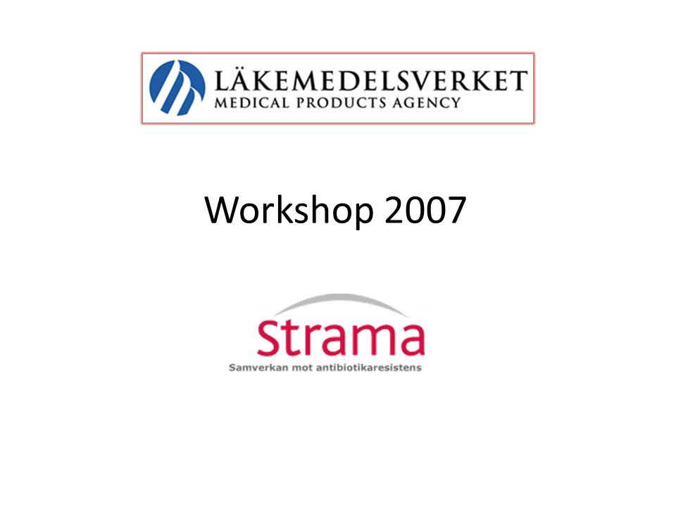 Workshop 2007