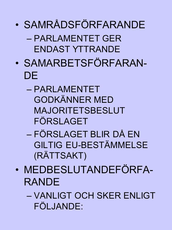 SAMARBETSFÖRFARAN-DE