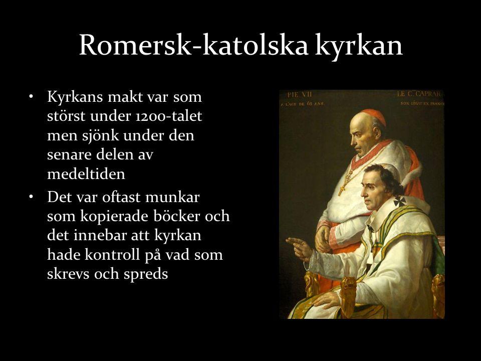 Romersk-katolska kyrkan
