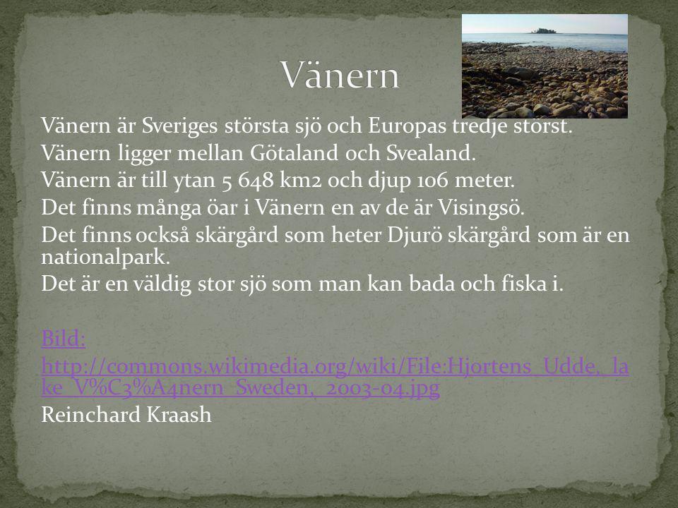 Vänern