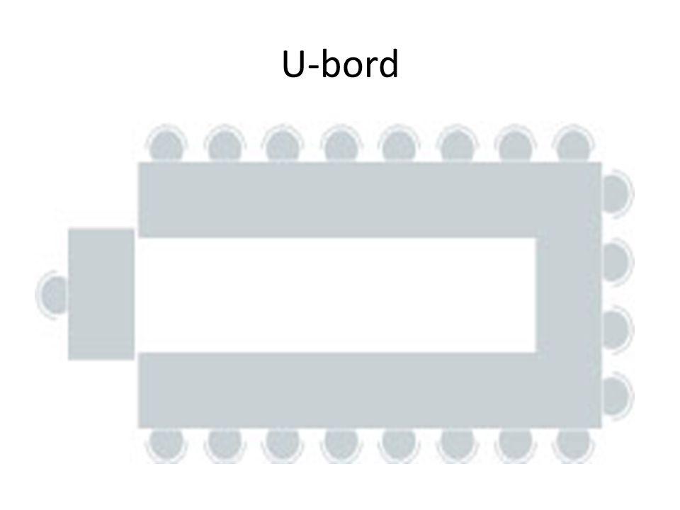 U-bord