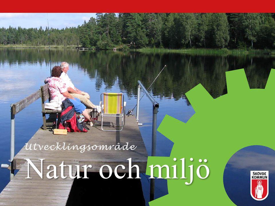 Utvecklingsområde Natur och miljö