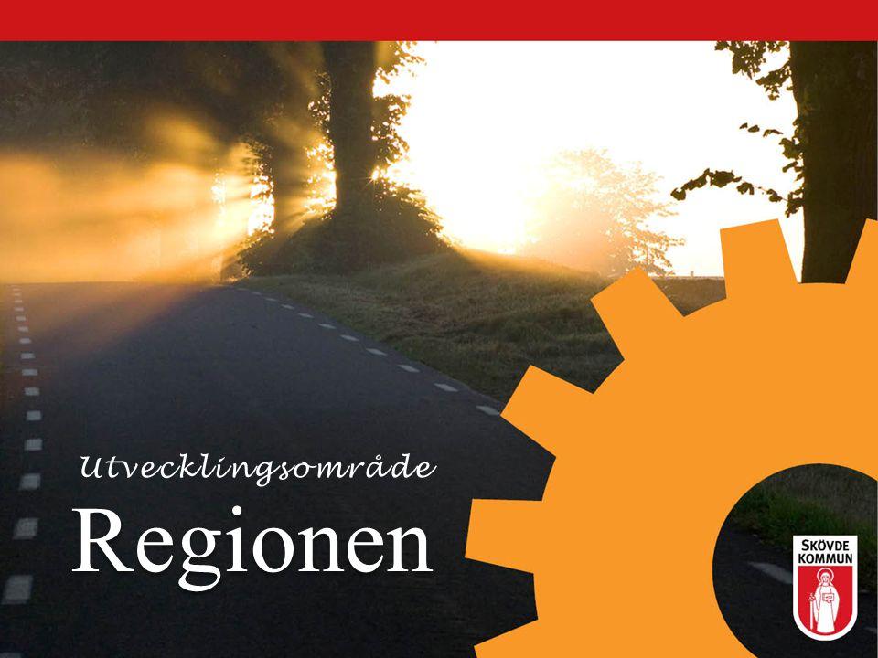 Utvecklingsområde Regionen