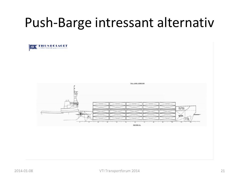 Push-Barge intressant alternativ