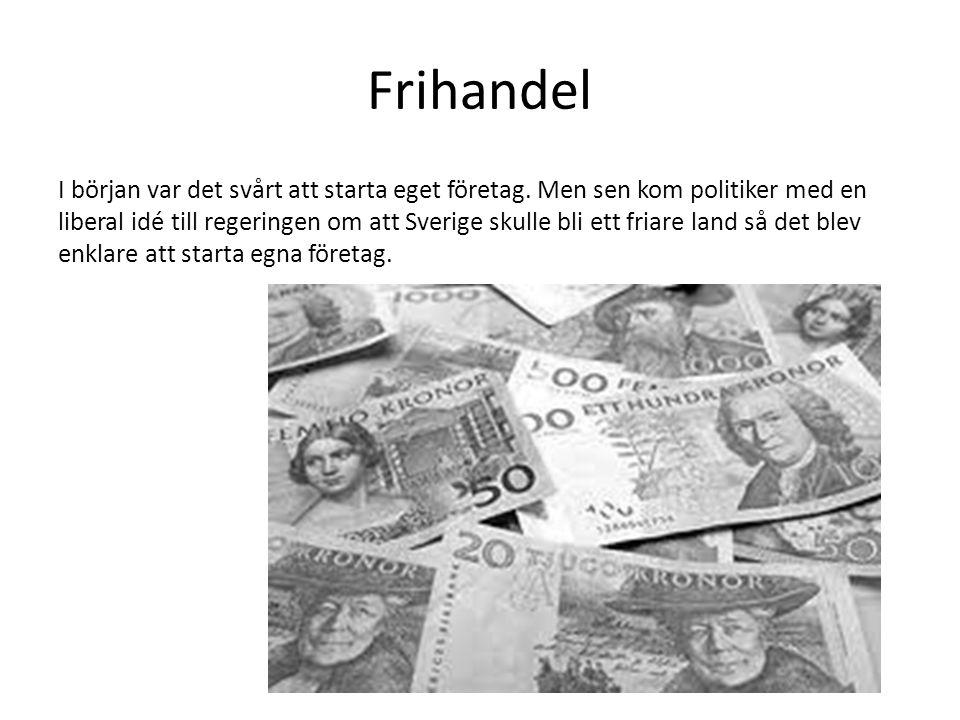 Frihandel