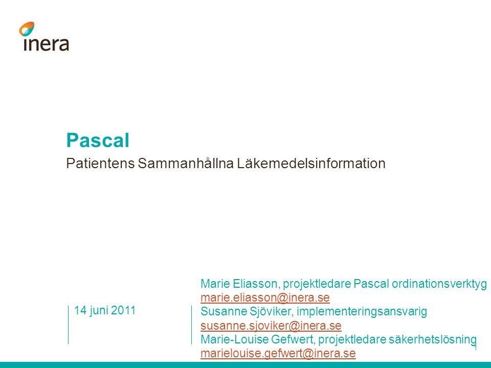 Patientens Sammanhållna Läkemedelsinformation