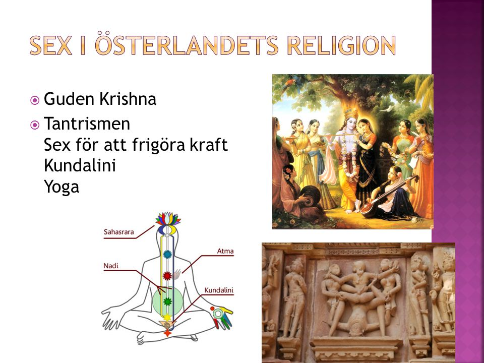 Sex i österlandets religion
