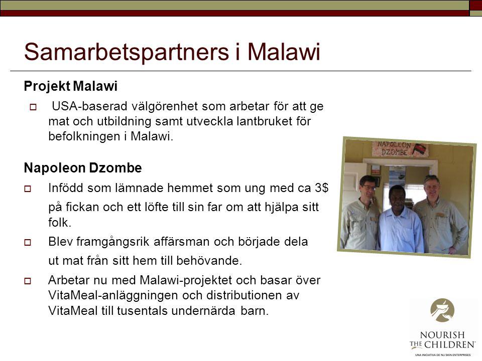 Samarbetspartners i Malawi