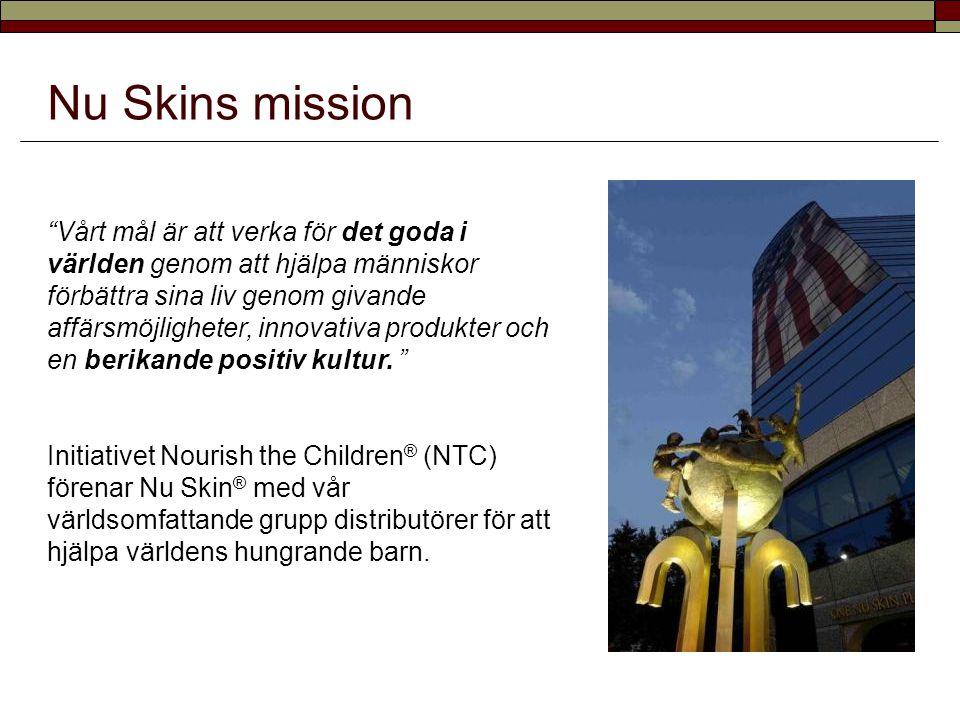 Nu Skins mission