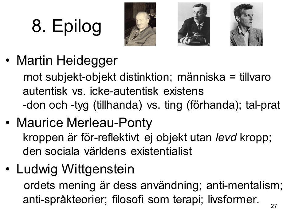 8. Epilog