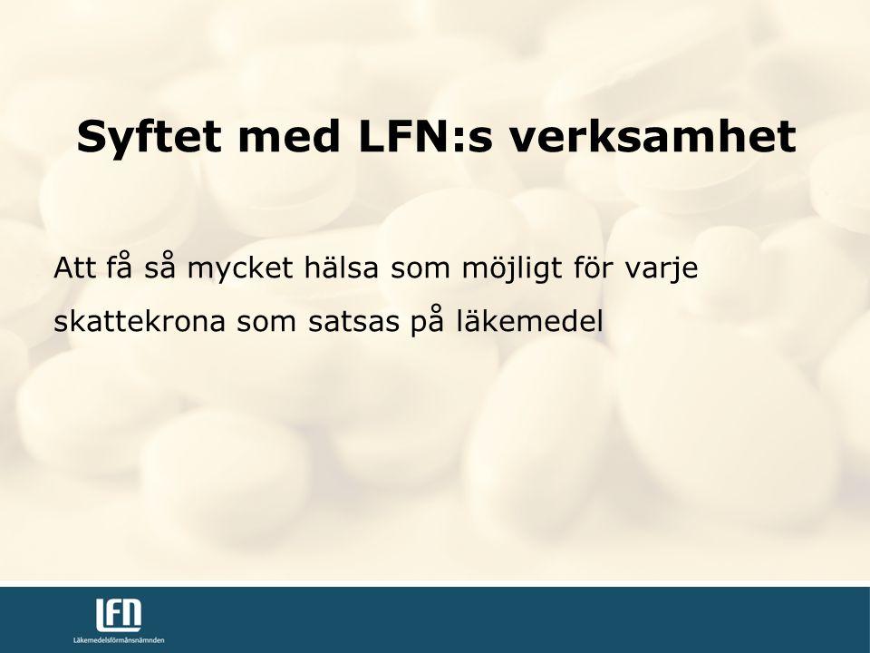 Syftet med LFN:s verksamhet
