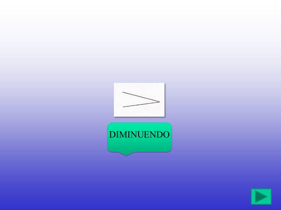 DIMINUENDO