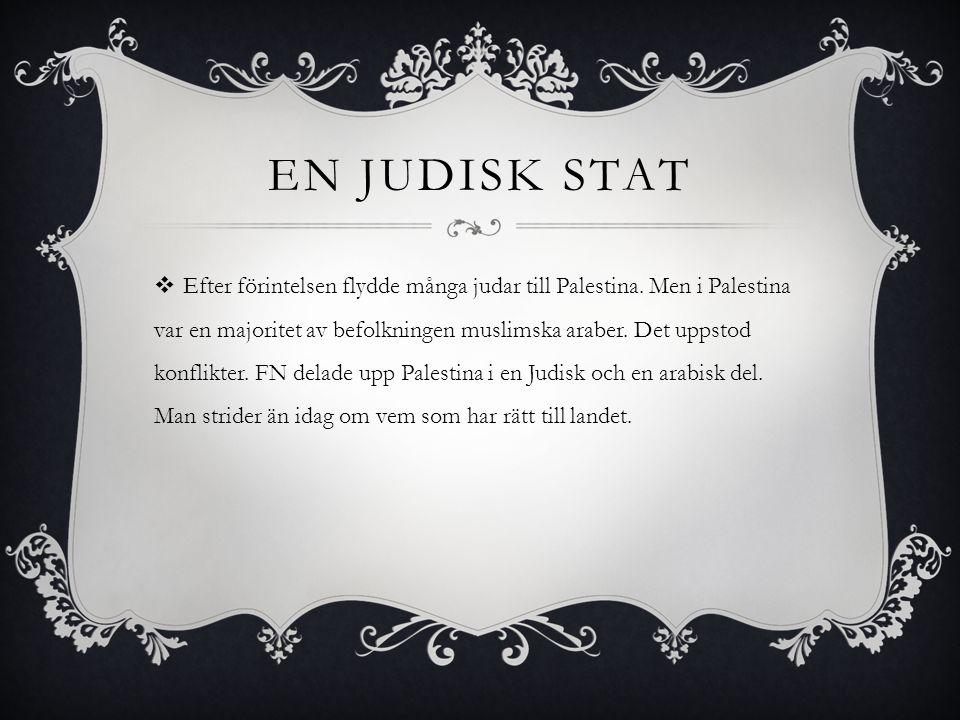 En judisk stat