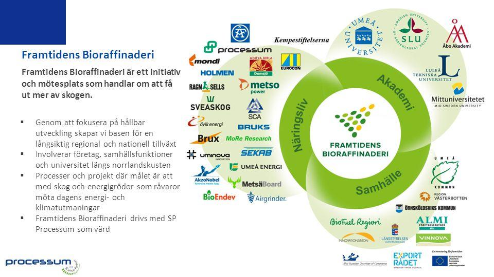 Framtidens Bioraffinaderi