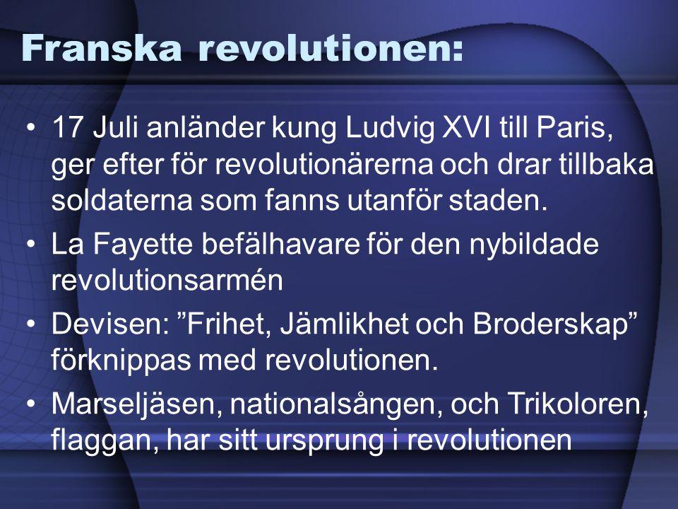Franska revolutionen: