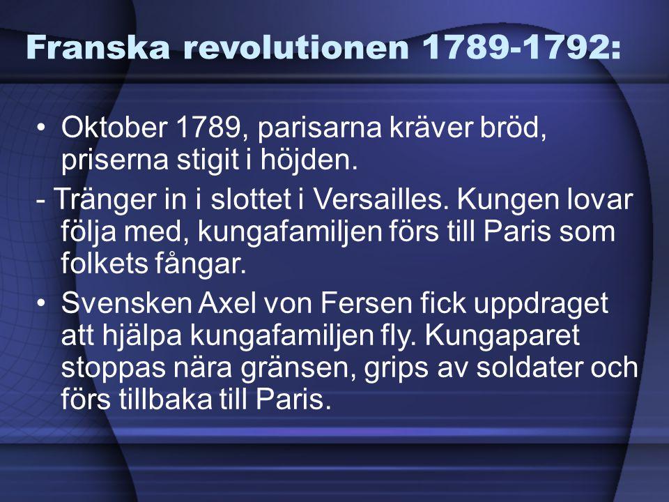Franska revolutionen 1789-1792: