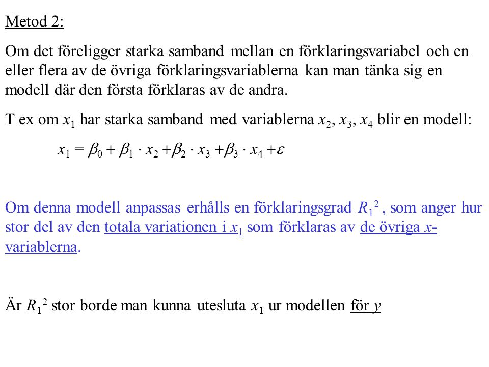 Metod 2: