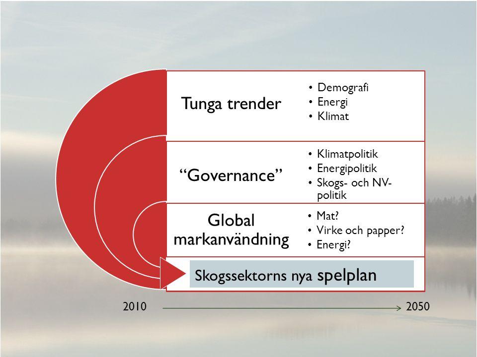 Global markanvändning
