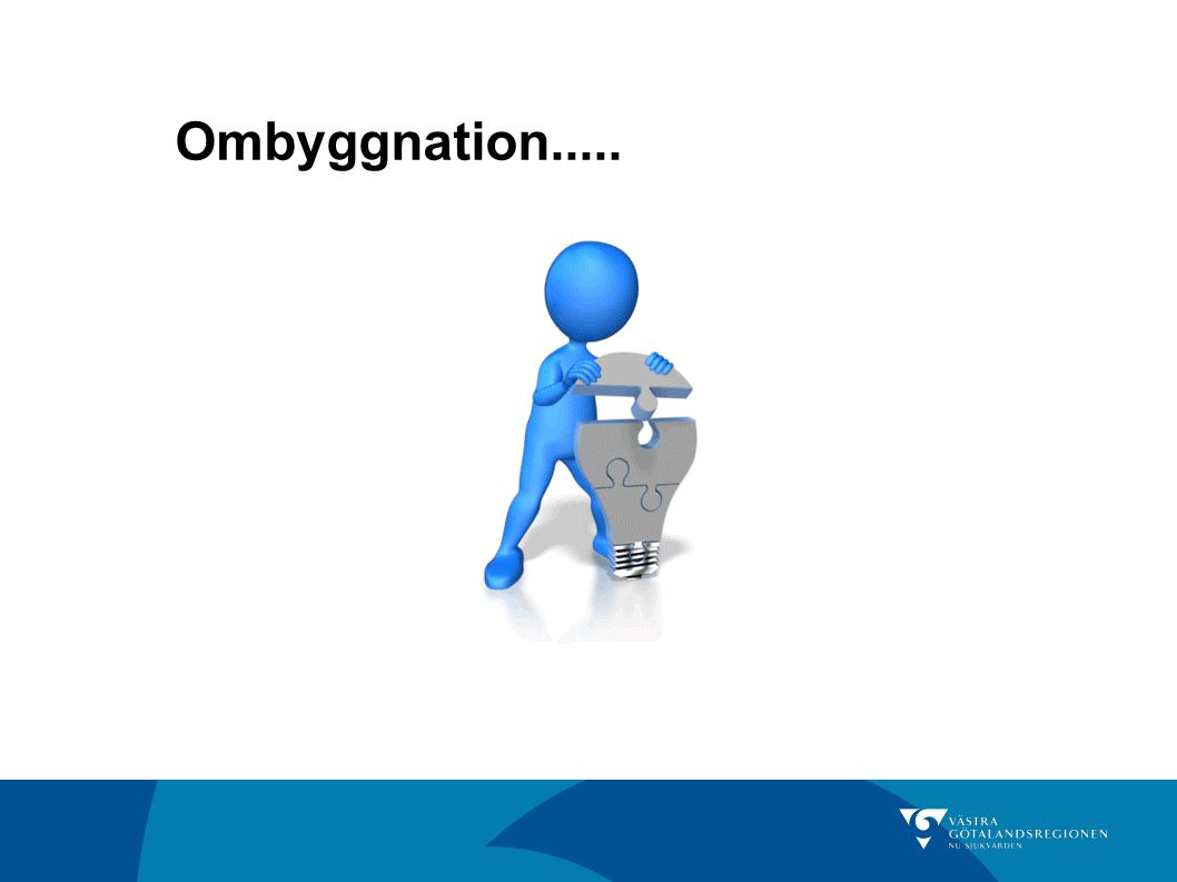 Ombyggnation..... Ombyggnation