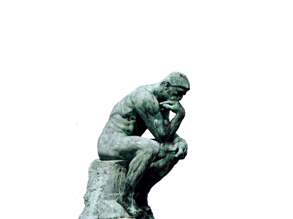 Tänkaren (Le Penseur) – Auguste Rodin