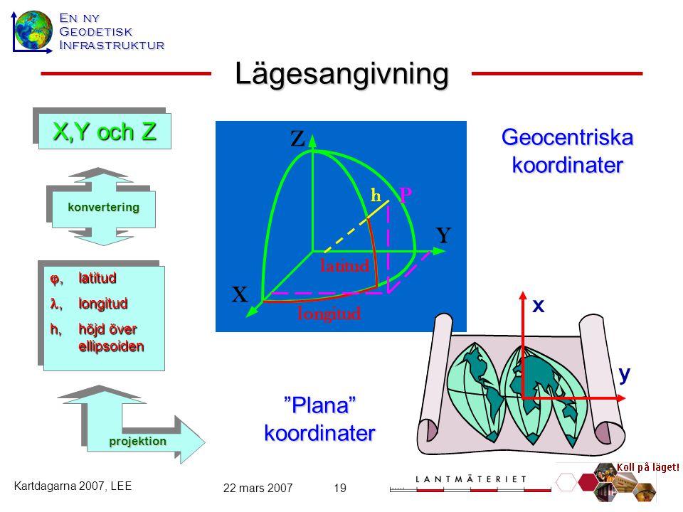Geocentriska koordinater
