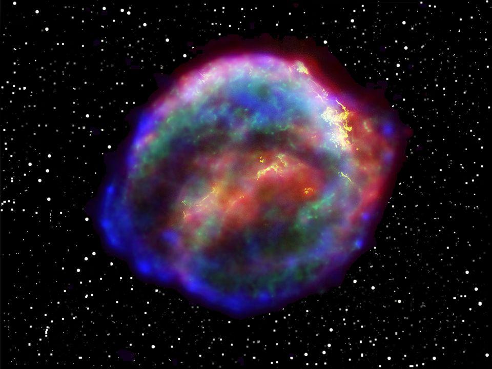 Keplers stjärna (idag Supernova 1604 och SN 1604) var en stjärna som exploderade och bildade en supernova. Den första observationen gjordes den 9 oktober 1604. En del människor trodde att världens undergång var nära, andra att det turkiska imperiet skulle gå under eller att stjärnan förebådade en stor konung. Astronomen Johannes Kepler upptäckte supernovan den 17 oktober och efter Keplers stjärna 1604 har ingen supernova observerats i vår galax. Den befinner sig ca 20.000 ljusår bort.