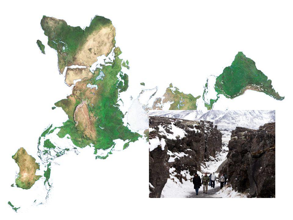 Teorin om kontinentaldriften och spridningen på havsbottnarna accepterades först på 60-talet. Men det fanns tongivande tvivlare så sent som på 80-talet - i USA förstås! Teorin förklarar varför havsbottnarna är så unga, vart allt sediment tar vägen, varför djurarter med gemensam DNA-historia förekommer på ömse sidor om världshaven, varför skandinaviska bergskedjan dyker upp i New England osv.