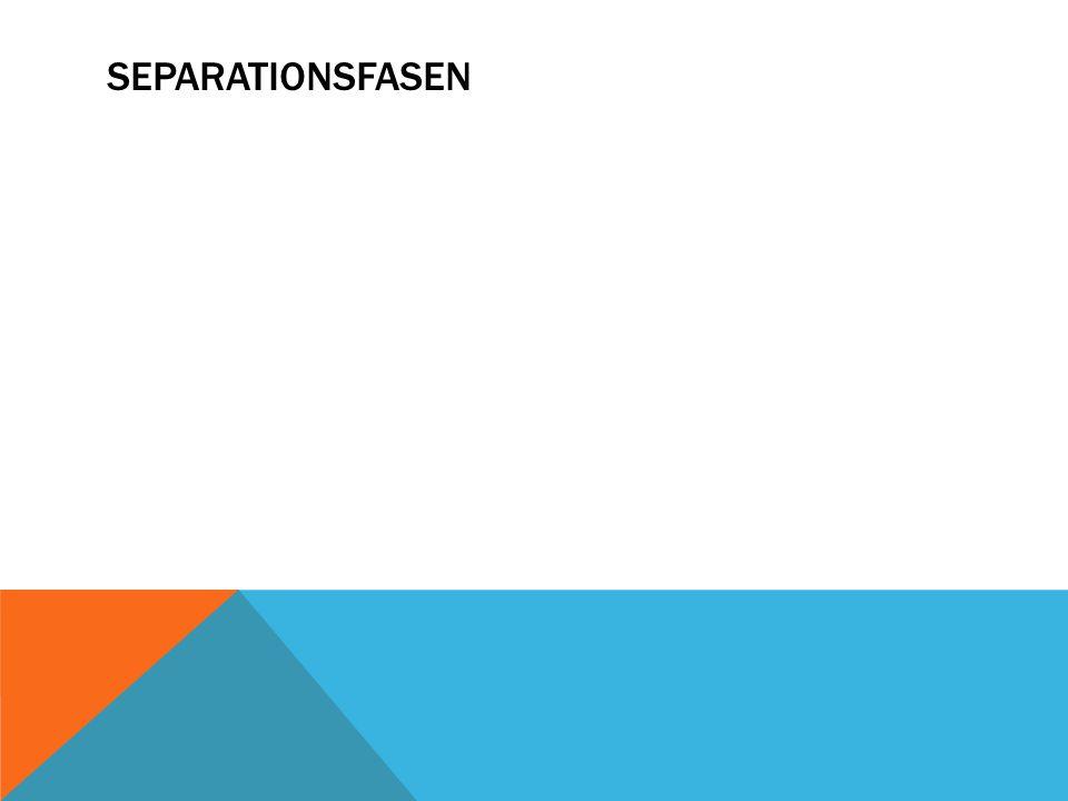 separationsfasen