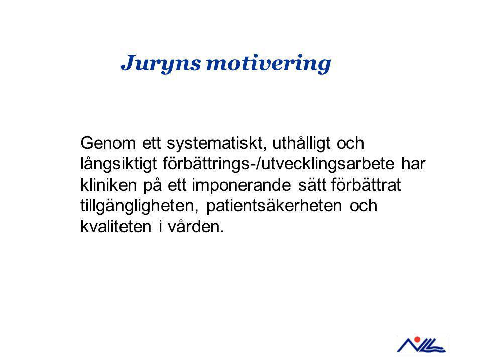 Juryns motivering