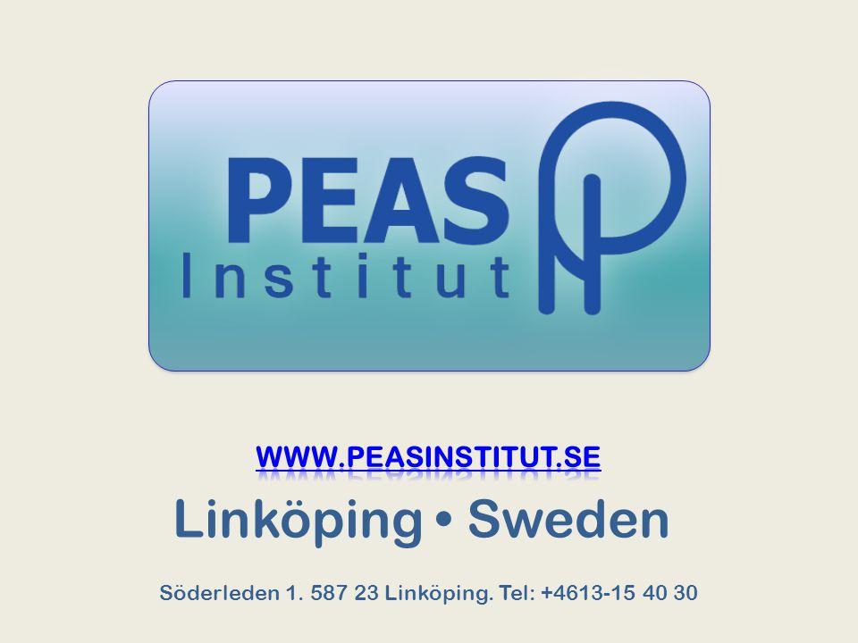 Söderleden 1. 587 23 Linköping. Tel: +4613-15 40 30