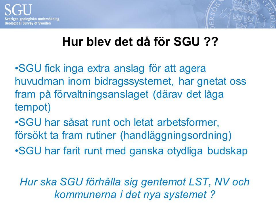 Hur blev det då för SGU