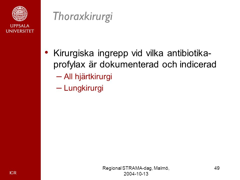 Koagulasnegativa stafylokocker antibiotika