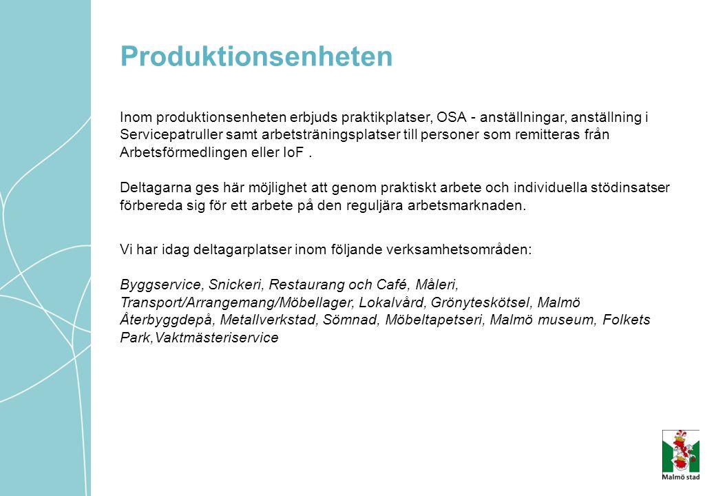 Produktionsenheten