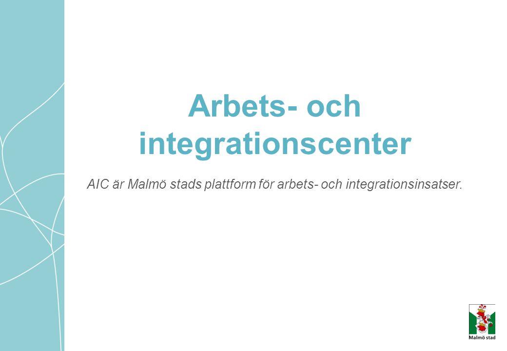 Arbets- och integrationscenter