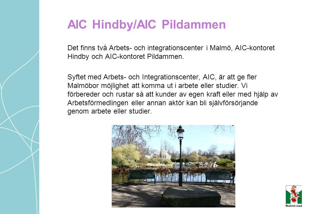 AIC Hindby/AIC Pildammen