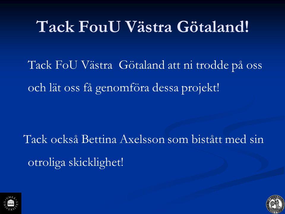 Tack FouU Västra Götaland!