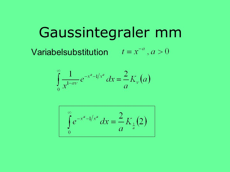 Variabelsubstitution