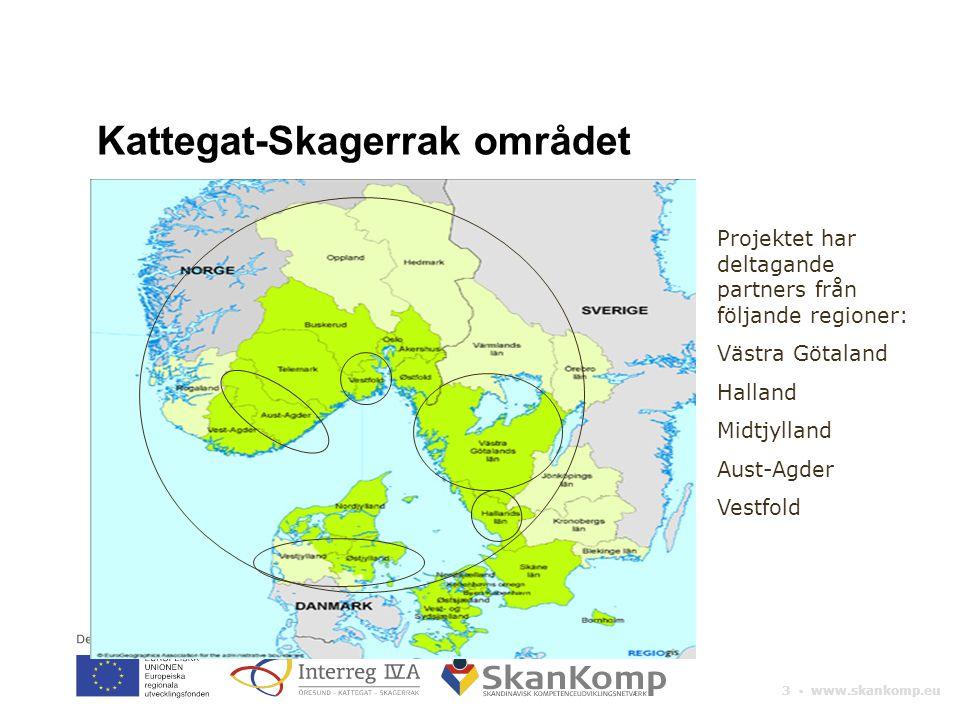 Kattegat-Skagerrak området