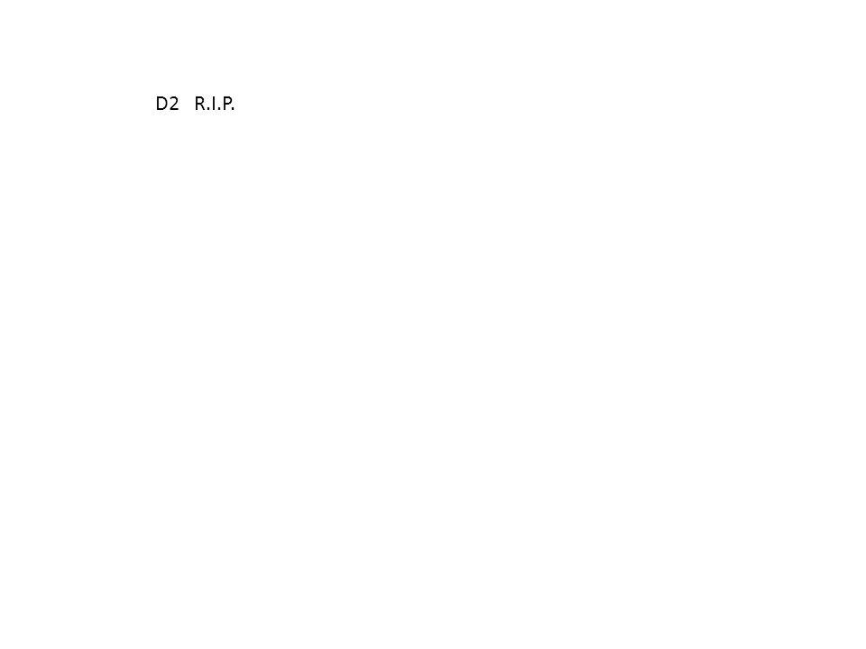D2 R.I.P.