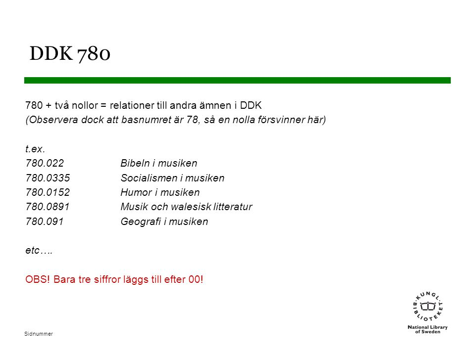 DDK 780